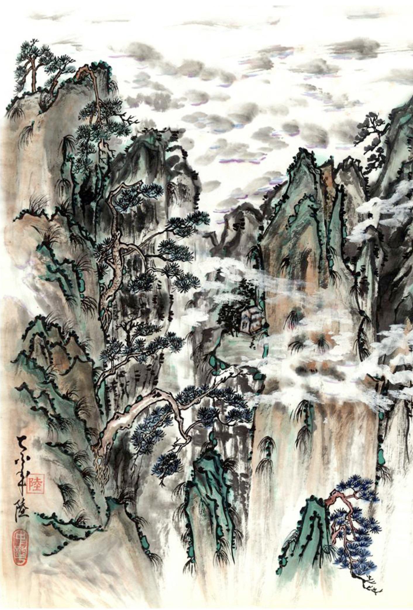 1-013 Mountain Mist