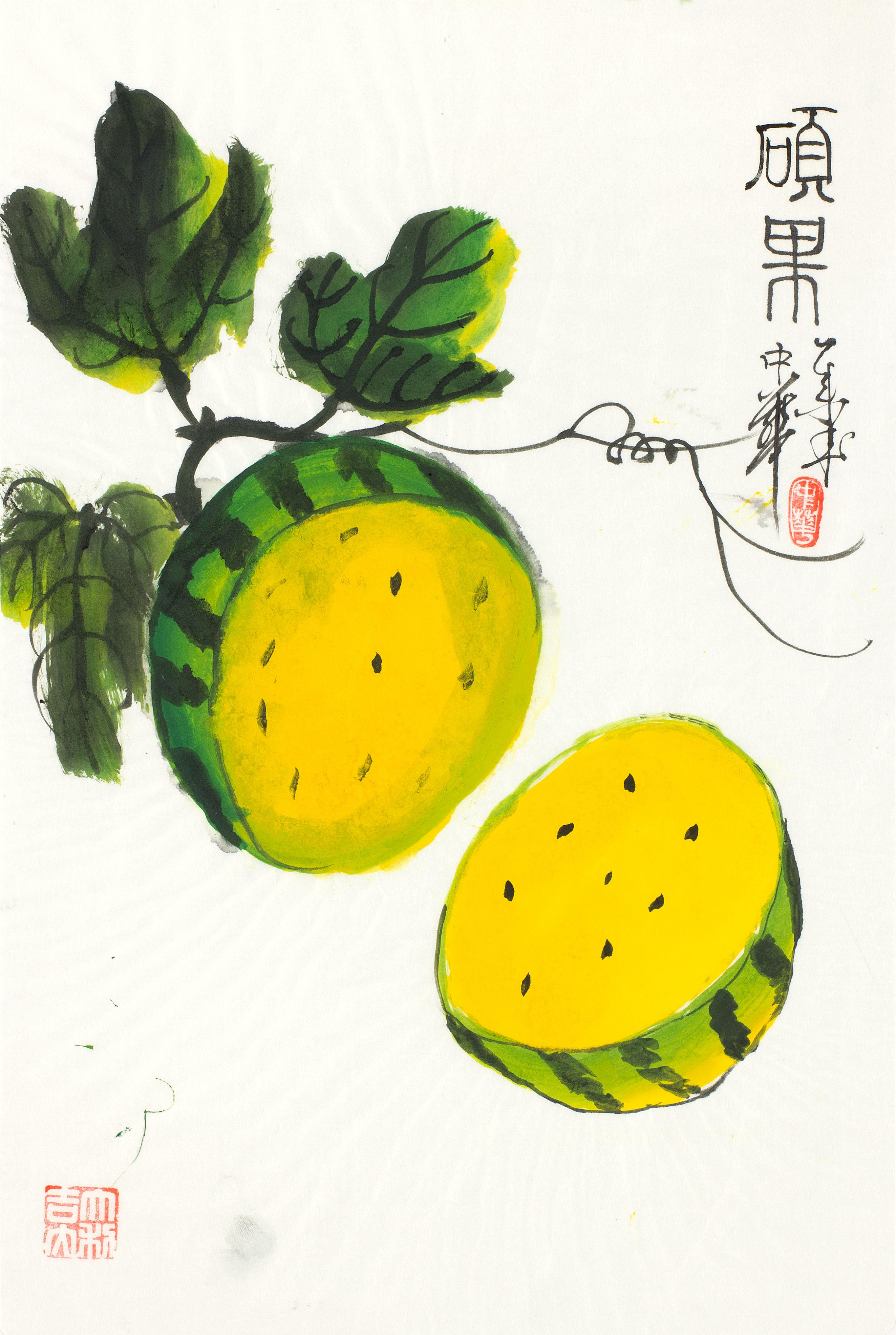 1-123 Watermelon