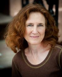 Ellen Graf, writer and artist